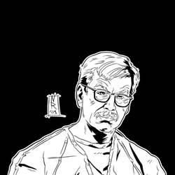Gary Ridgway - Ink