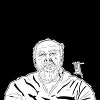 Richard Kuklinski - Ink by The-Real-NComics