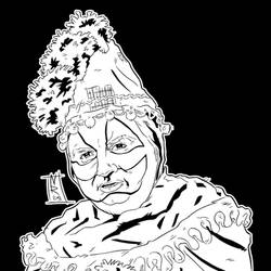 Pogo The Clown - Ink