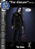 TCSeries - The Crow by The-Real-NComics