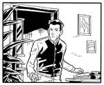 Panel from 'Dealers' 21