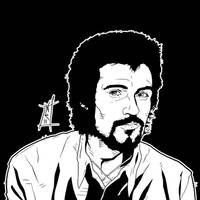 Peter Sutcliffe - Inks by The-Real-NComics