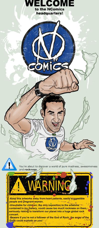 NComics by The-Real-NComics