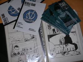 Getting Ready for Lucca Comics by The-Real-NComics