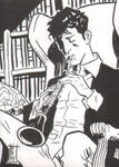PSC - Dylan Dog by The-Real-NComics