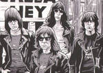 PSC - Ramones by The-Real-NComics