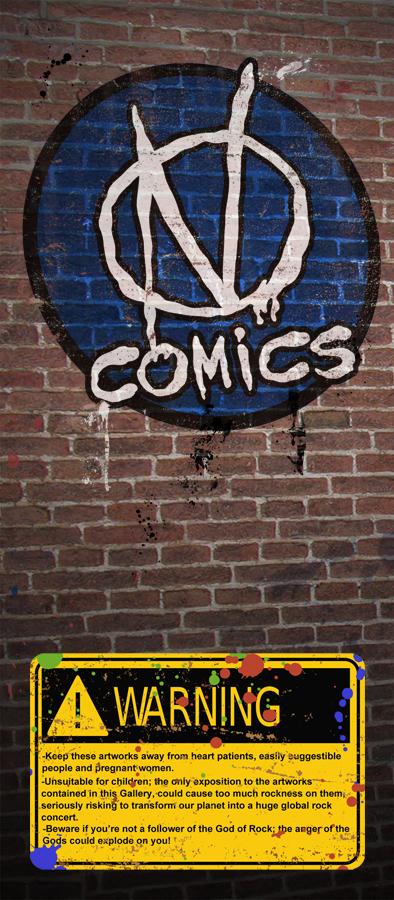 NComics 1 by The-Real-NComics