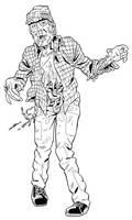 COMMISSION - Zombie 5