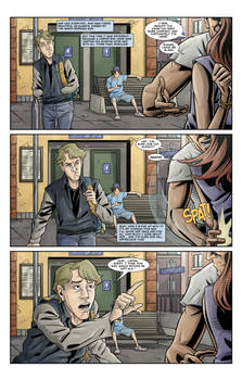 It's No Laughing Matter - Love Hurts - Page 1