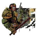 Judge Dredd - Colors