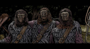 NComics Hall of Frame: Planet of the Apes (1968)