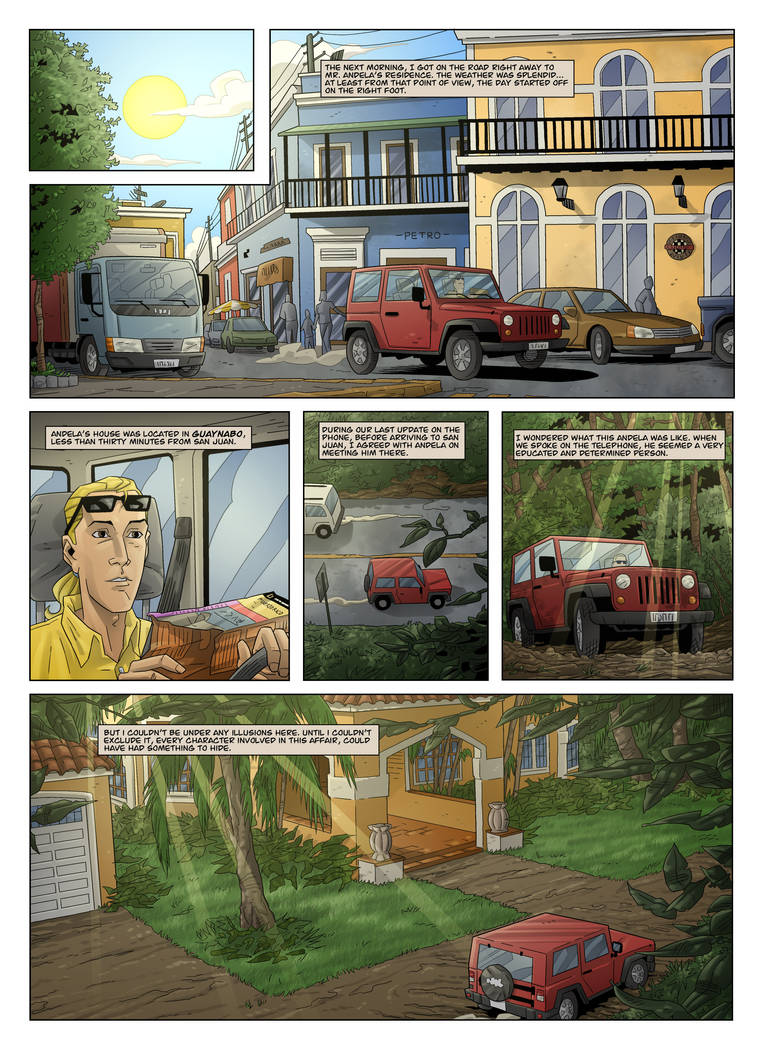 Puerto Rico - Page 5 - Final ENG by The-Real-NComics