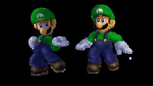 Luigi render