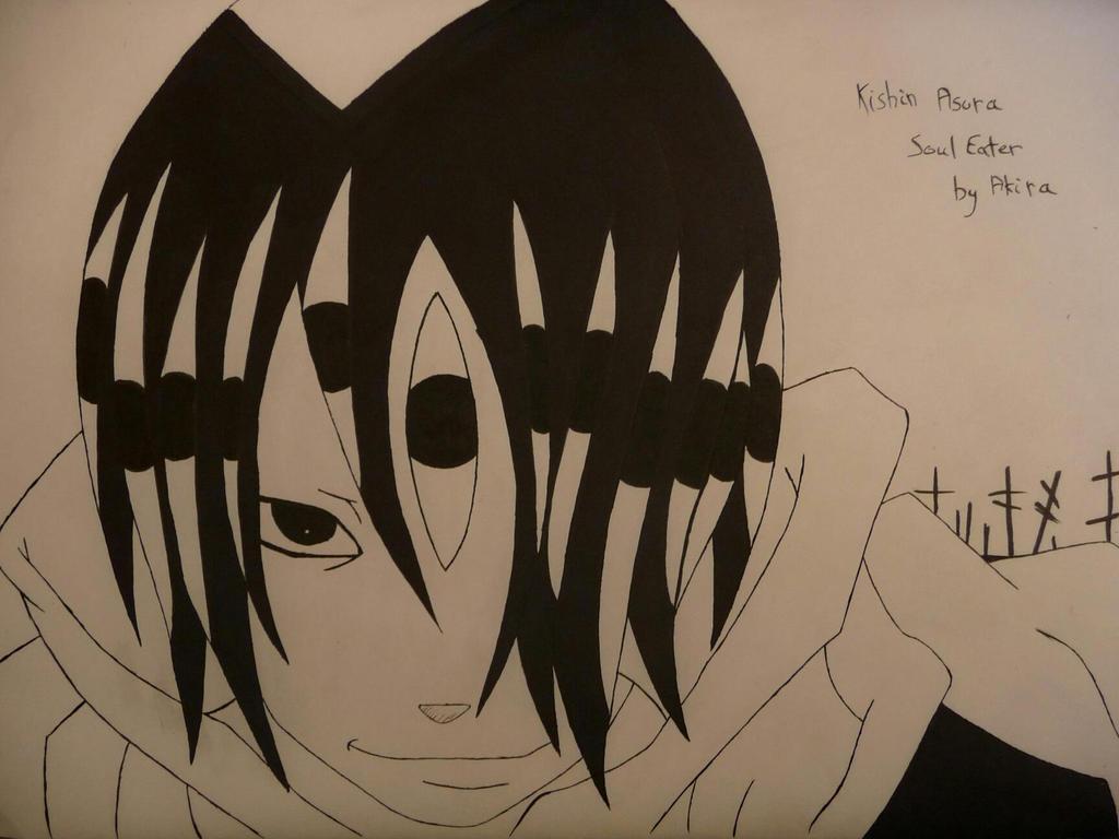 Soul Eater Kishin Asura Madness Kishin Asura Soul Eater Akira