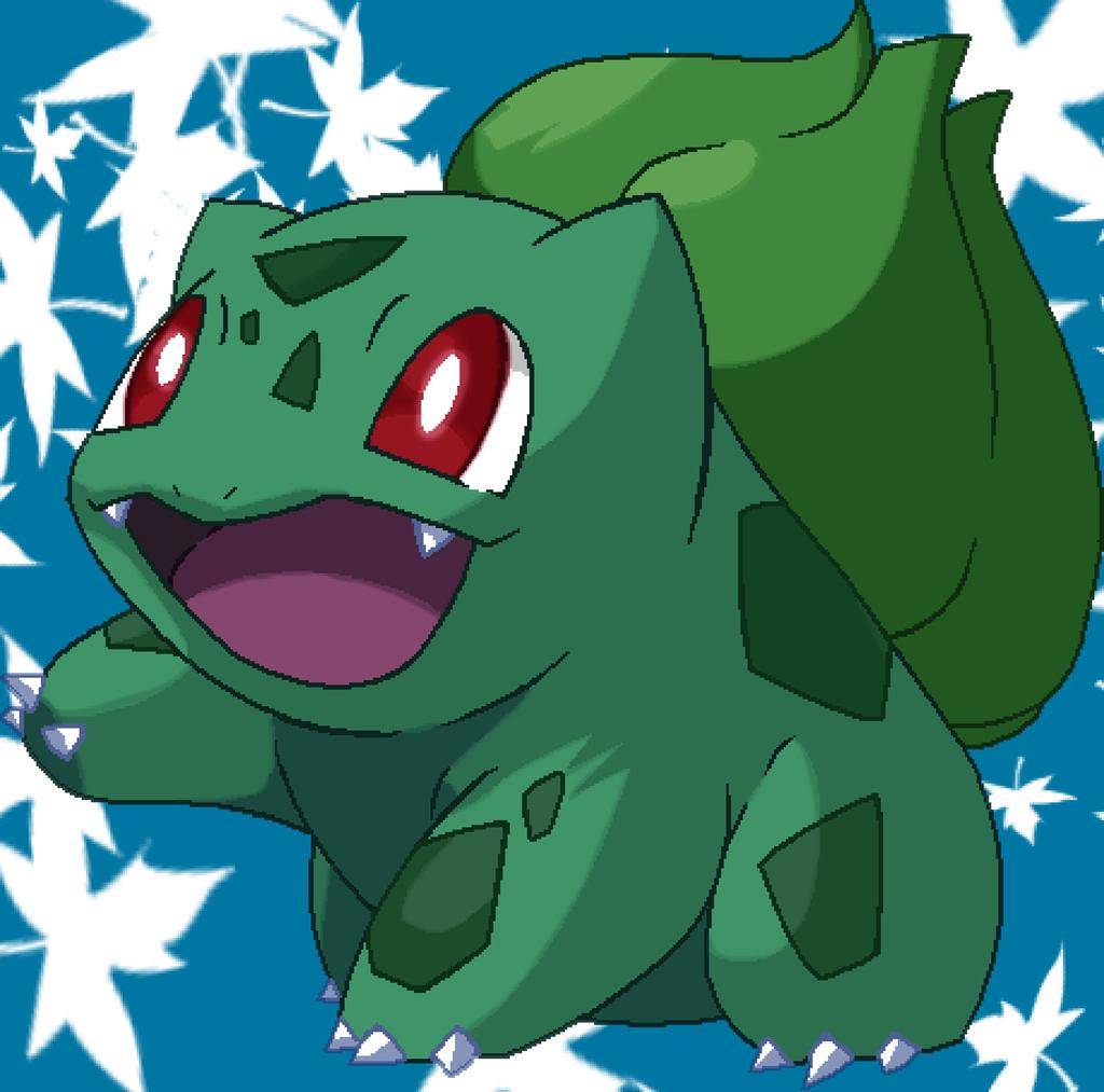cute pokemon bulbasaur - photo #28