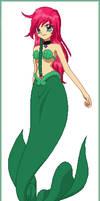 Mermaid Lana Hawk
