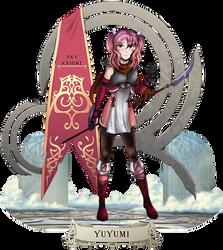 I--N: Yuyu by Ribbon-Knight