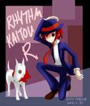 Rhythm Kaitou R by cool-neko-chan