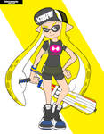 Splat Brella by cool-neko-chan