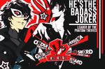Persona 5 - Akira Kurusu ( Joker )