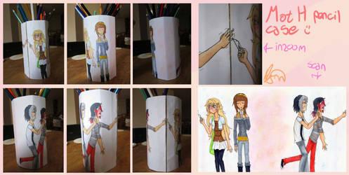 MotH pencil case by lyneart12
