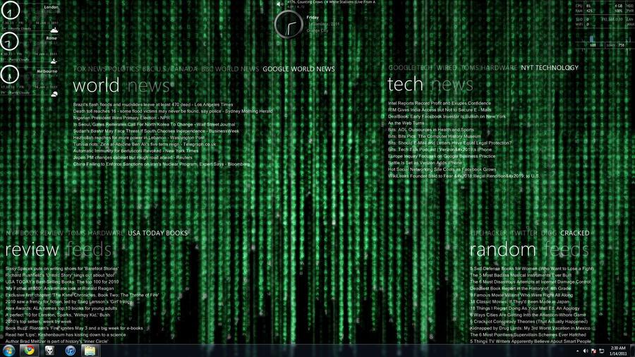 скачать Rainmeter на русском для Windows 7 - фото 11