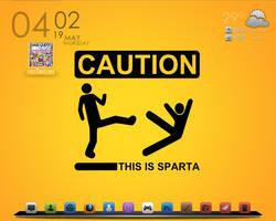 Desktop Screenshot May 2011 by Dryztal