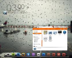 My Desktop June 2011 by Dryztal