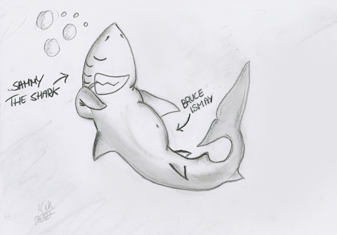 Sammy The Shark by ringosdiamond
