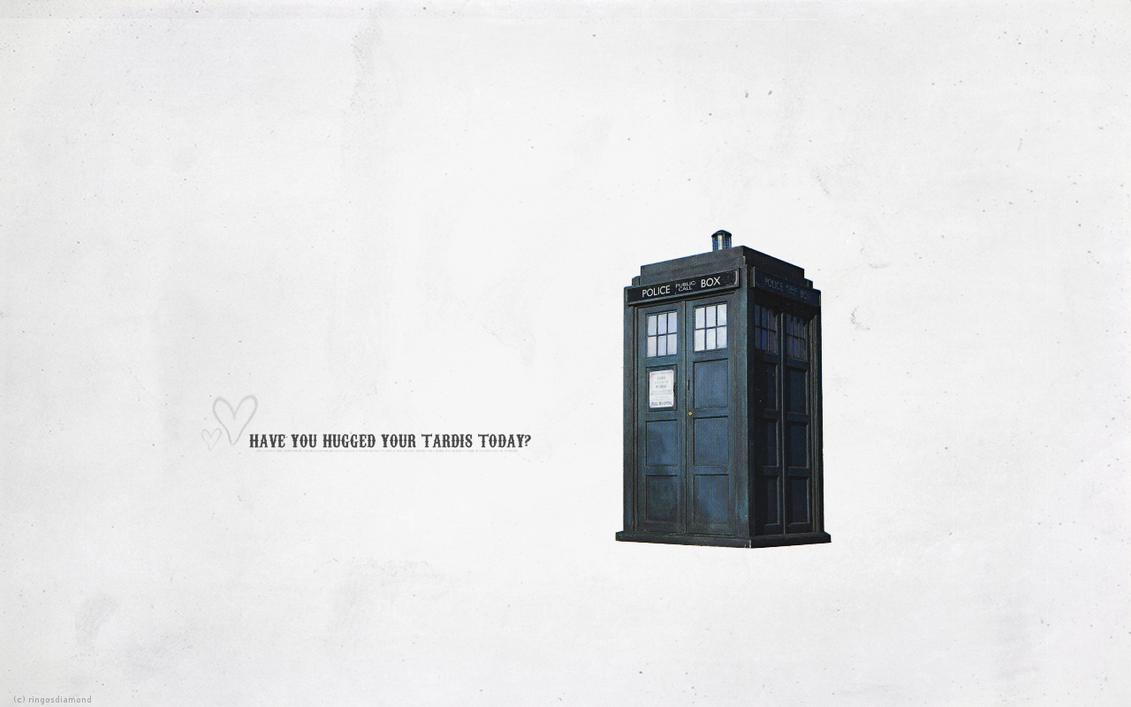 Wallpaper :: TARDIS by ringosdiamond