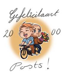 GEFELICITAART by KippieNL