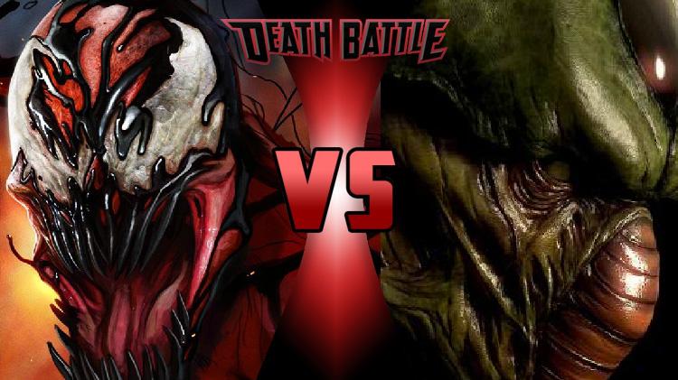 Carnage Versus Cell: Prelude by DarkSpartan1000 on DeviantArt