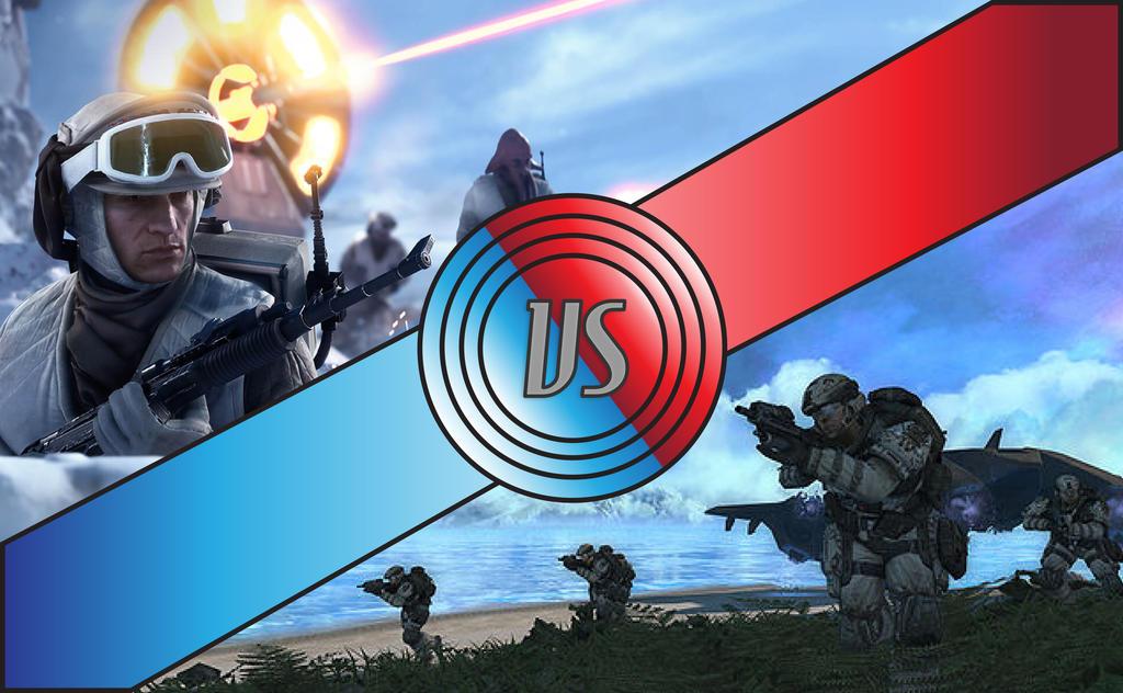 Rebel Alliance vs UNSC by DarkSpartan1000
