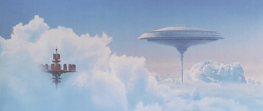 Cloud City by DarkSpartan1000