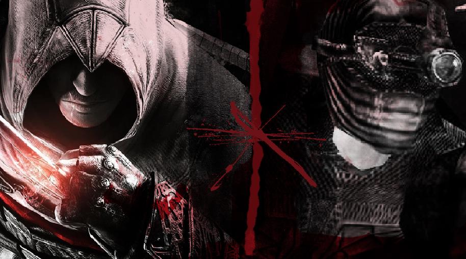 Assassins vs Dark Brotherhood by DarkSpartan1000