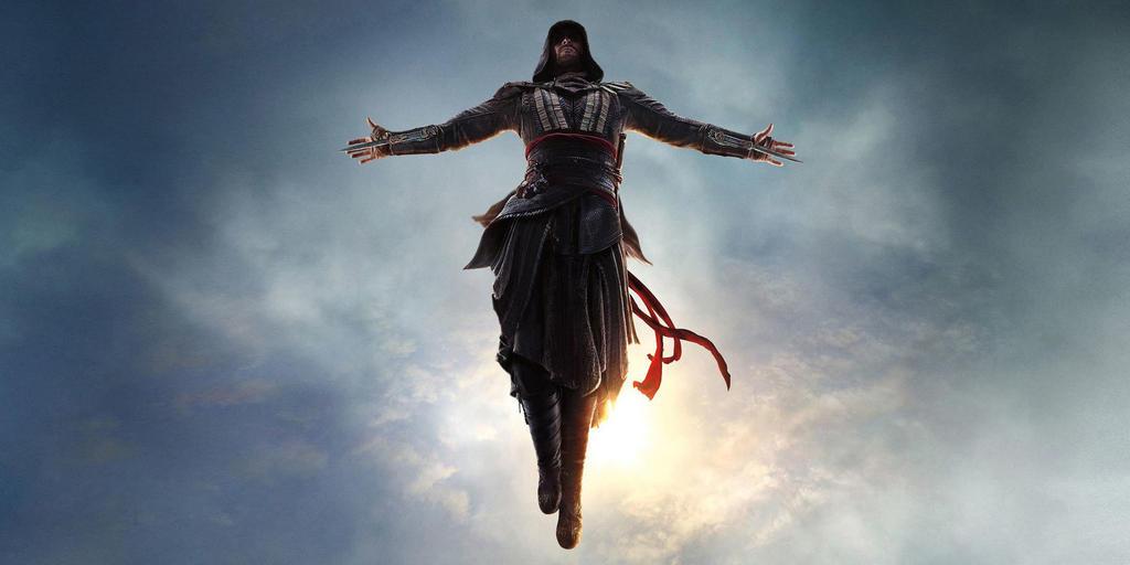 Assassins-Creed-Movie-Poster-Michael-Fassbender by DarkSpartan1000