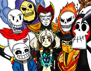 skeleTONS of fun by televideoDMB