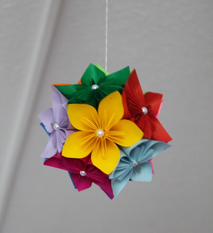 Flower Ball by Shijakjin