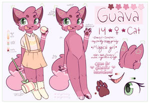 Guava || Reference Sheet by Quizzan