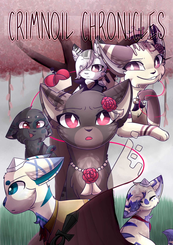 Crimnoil Chronicles    Cover Art
