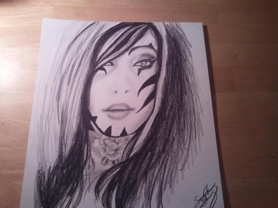 Dahvie Vanity (BODTF) by PrincessPencil