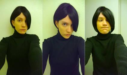 Deimos Wig: Before