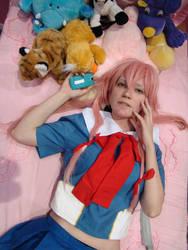 Yuno Gasai, Future Diary/Mirai Nikki