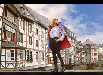 Howl's Moving Castle: Wizard Howl by Green-Makakas