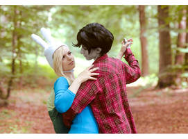 Adventure Time: Dance with me