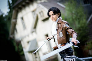 Shingeki no Kyojin: Lance Corporal by Green-Makakas