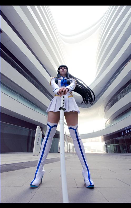 Kill la Kill: Kiryuin Satsuki by Green-Makakas