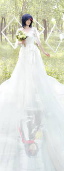 Kill la Kill: Ryuko Matoi 3 (wedding/ending vers)