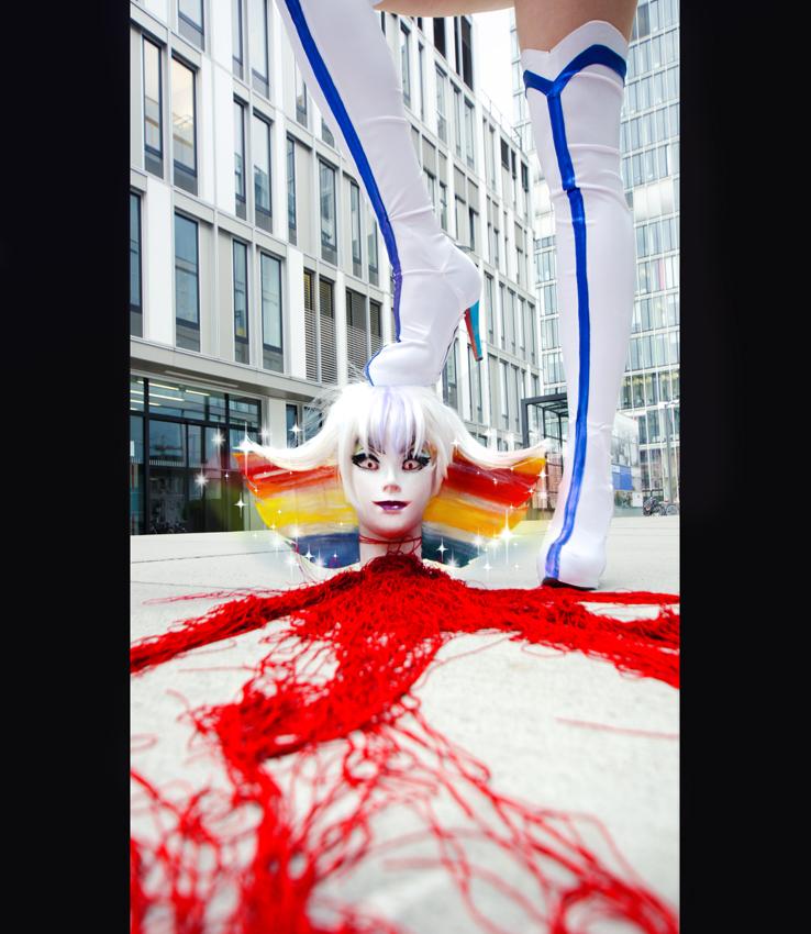 Kill la Kill: Kiryuin Satsuki 6 by Green-Makakas