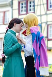 Howls Moving Castle: Howl and Sophie 3
